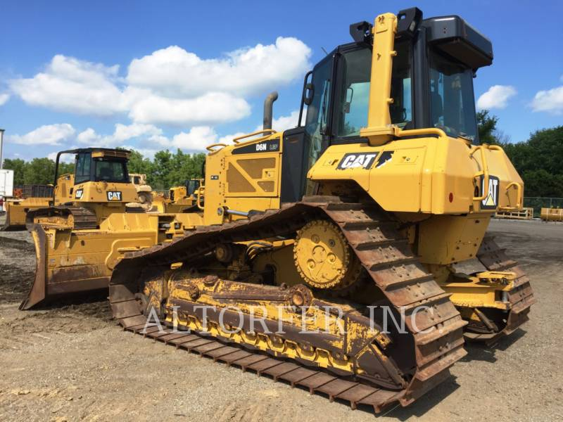 CATERPILLAR TRACTORES DE CADENAS D6NLGP equipment  photo 2