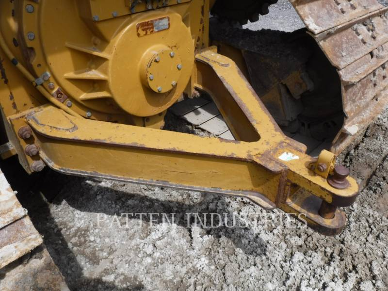 CATERPILLAR TRACK TYPE TRACTORS D6T LGPARO equipment  photo 7