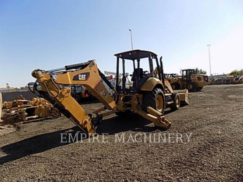 CATERPILLAR CHARGEUSES-PELLETEUSES 416F2ST equipment  photo 2