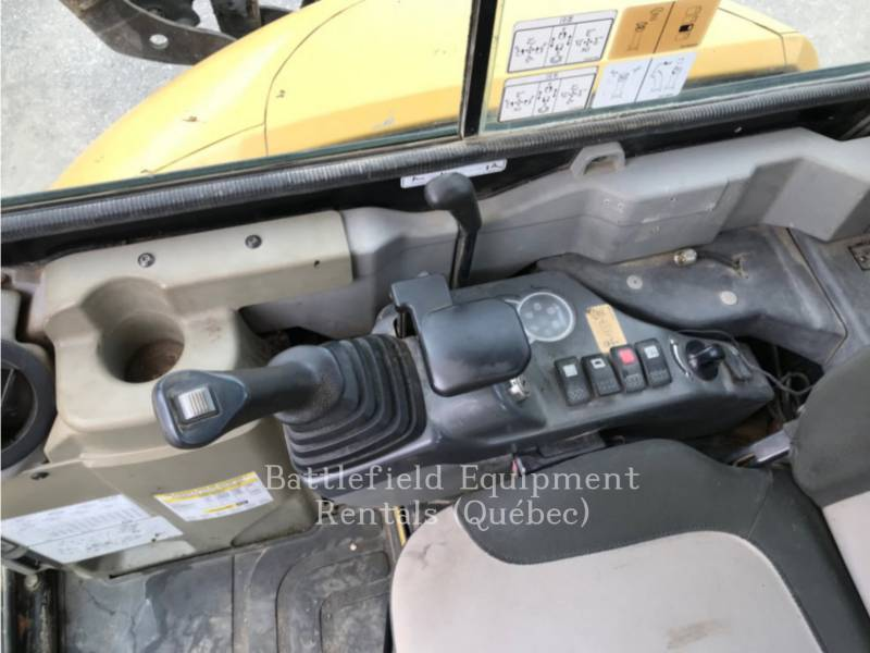 CATERPILLAR TRACK EXCAVATORS 303CCR equipment  photo 16