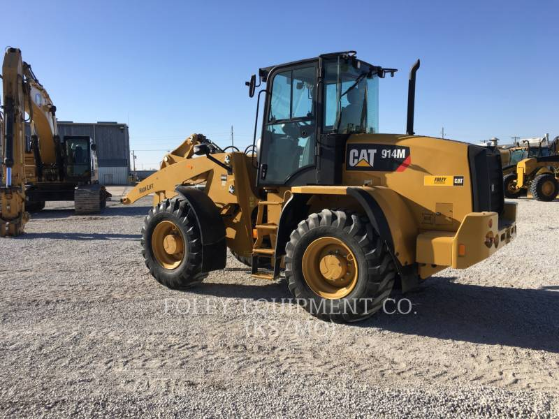 CATERPILLAR WHEEL LOADERS/INTEGRATED TOOLCARRIERS 914MHL equipment  photo 4