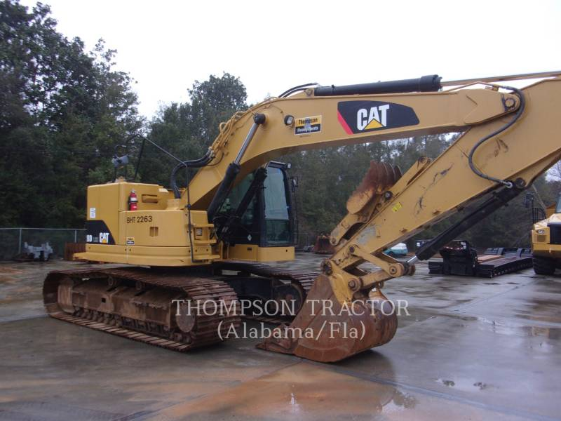 CATERPILLAR TRACK EXCAVATORS 328D CLR equipment  photo 8