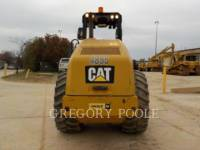 CATERPILLAR VIBRATORY SINGLE DRUM PAD CP-56B equipment  photo 13