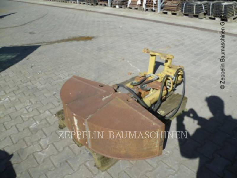HYDRAULIK-GREIFER-TECHNOLOGIE-GMBH WT - GRAPPIN Zweischalengreifer equipment  photo 1