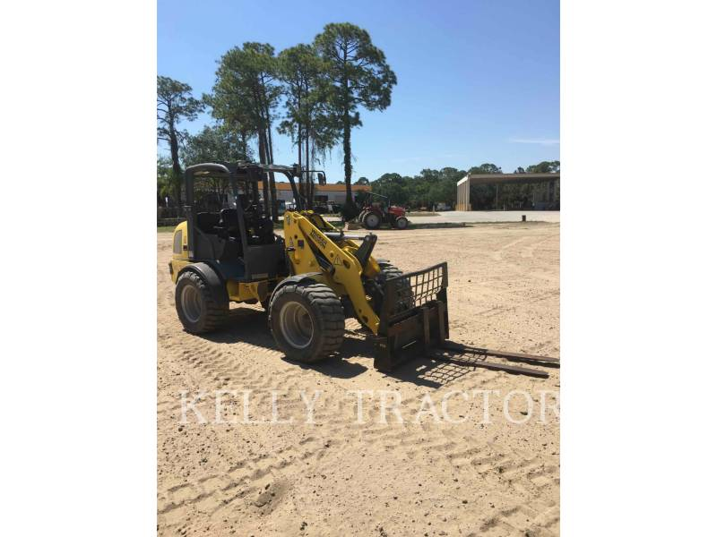 WACKER CORPORATION WHEEL LOADERS/INTEGRATED TOOLCARRIERS WL36 equipment  photo 7