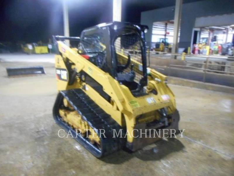 CATERPILLAR SKID STEER LOADERS 289D CY equipment  photo 1