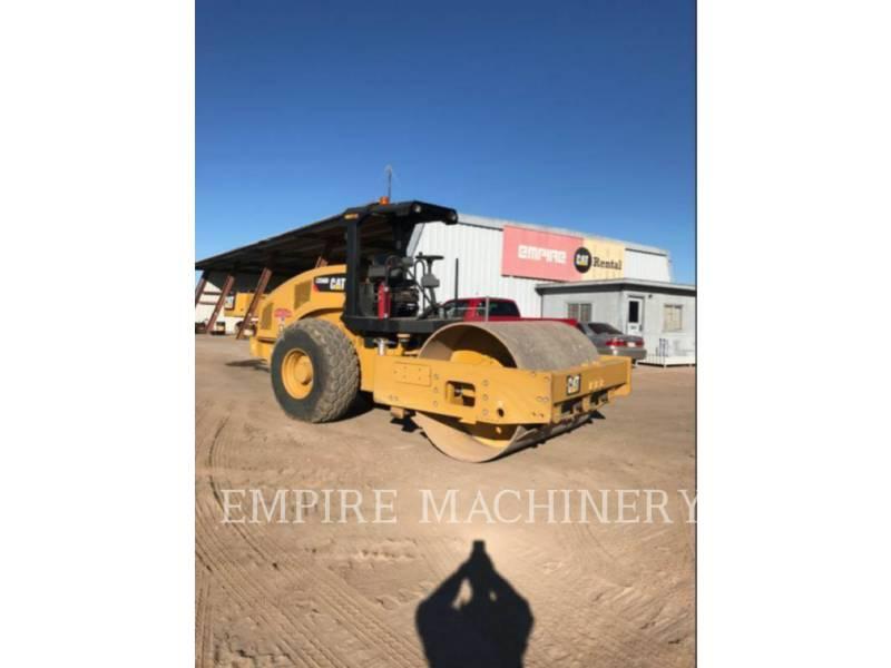 CATERPILLAR COMPATTATORE A SINGOLO TAMBURO VIBRANTE LISCIO CS56B equipment  photo 1