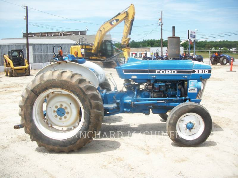 FORD AG TRACTORS 3910 equipment  photo 1