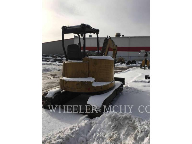 CATERPILLAR TRACK EXCAVATORS 305.5E2C1T equipment  photo 3