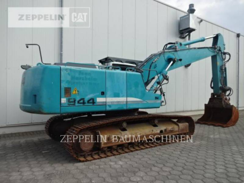 LIEBHERR KETTEN-HYDRAULIKBAGGER R944C LITR equipment  photo 4