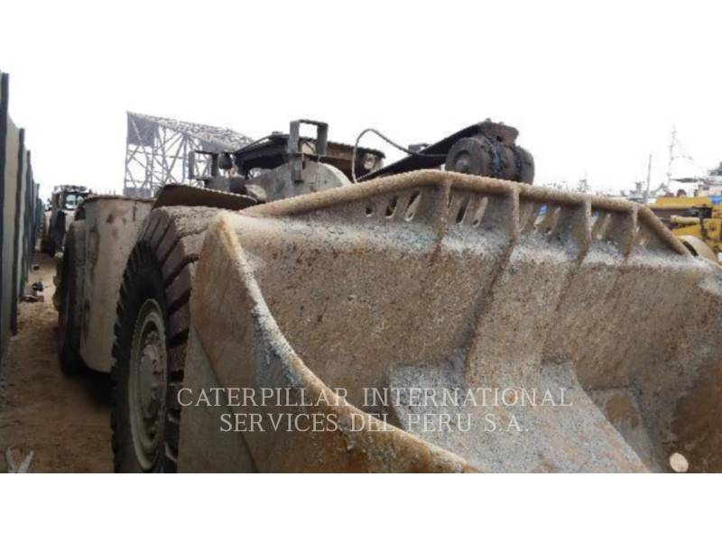 CATERPILLAR UNDERGROUND MINING LOADER R1600G equipment  photo 6