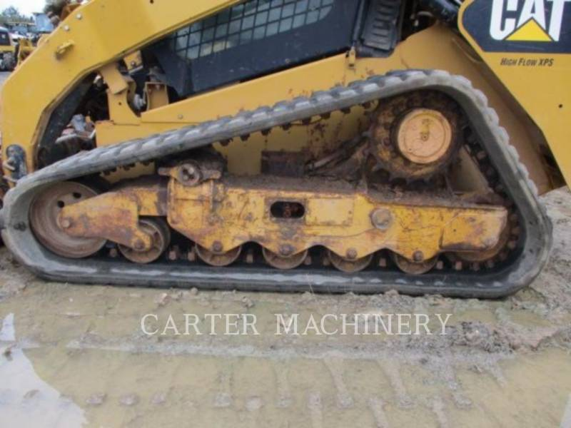 CATERPILLAR SKID STEER LOADERS 299D ACHF equipment  photo 5