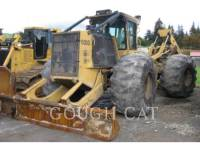 Equipment photo TIGERCAT 630D FORSTWIRTSCHAFT - HOLZRÜCKER 1