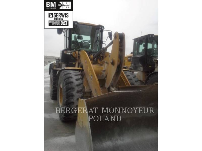 CATERPILLAR CARGADORES DE RUEDAS 926 M equipment  photo 1