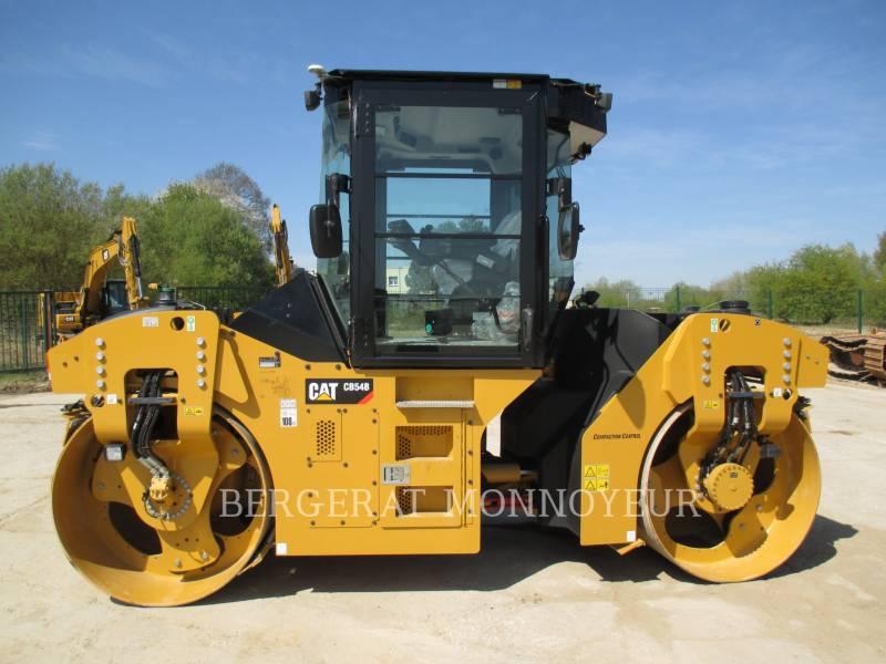 CATERPILLAR COMPACTEURS CB54B equipment  photo 1