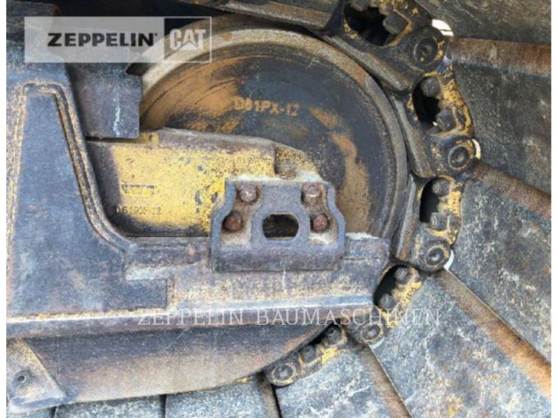 KOMATSU LTD. TRACTORES DE CADENAS D61PX-12 equipment  photo 17