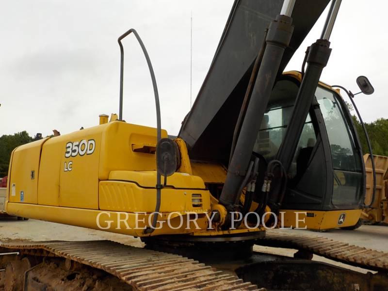 JOHN DEERE EXCAVATOARE PE ŞENILE 350D LC equipment  photo 5