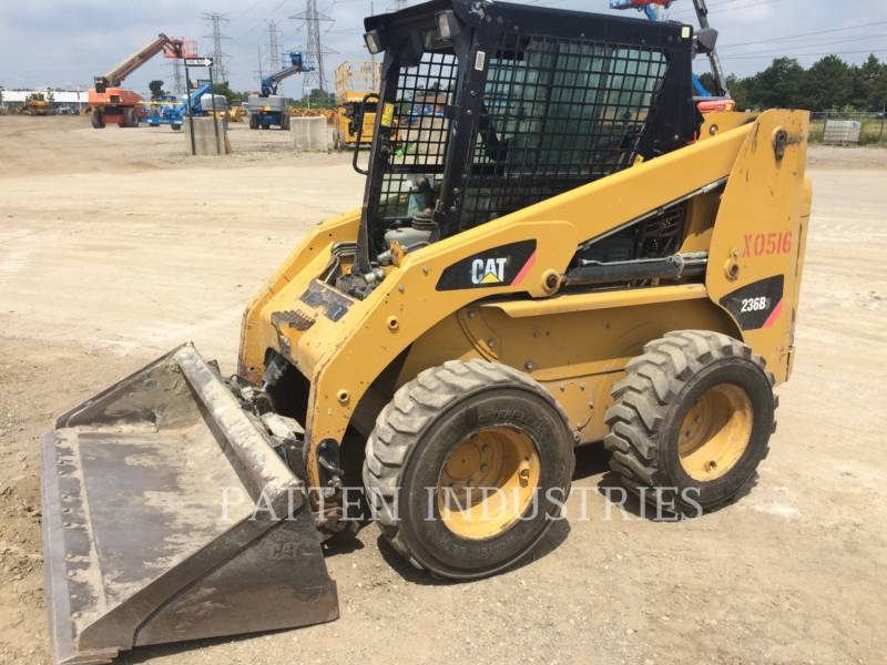 CAT TRADE-IN SKID STEER LOADERS 236B3 equipment  photo 1