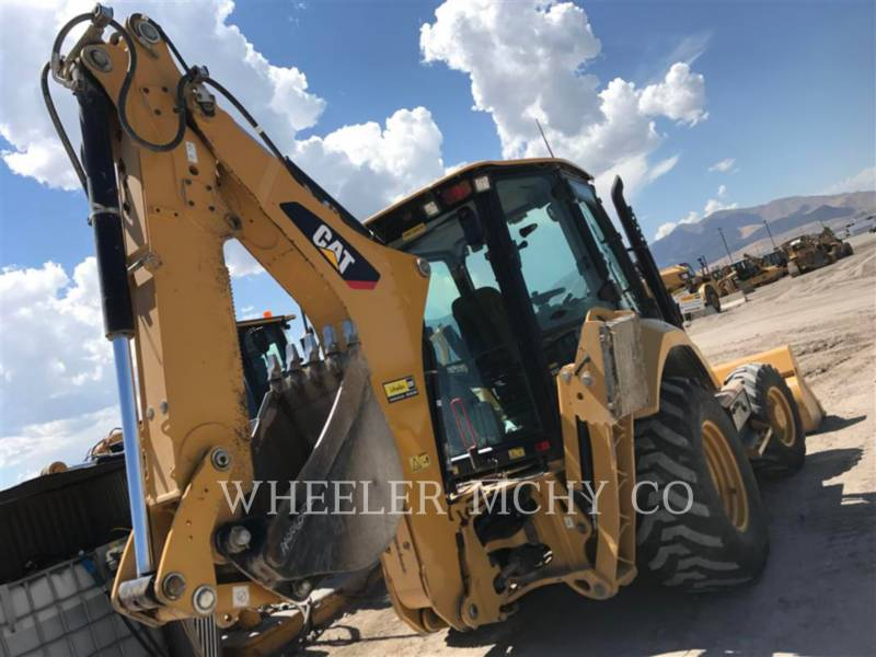 CATERPILLAR バックホーローダ 420F2 E equipment  photo 5