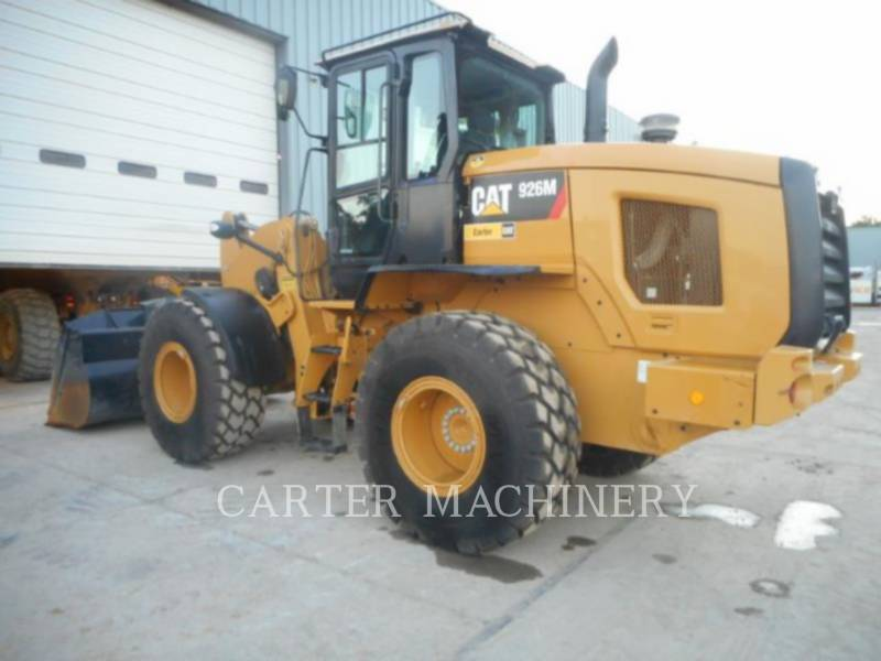 CATERPILLAR RADLADER/INDUSTRIE-RADLADER 926M 3V equipment  photo 2