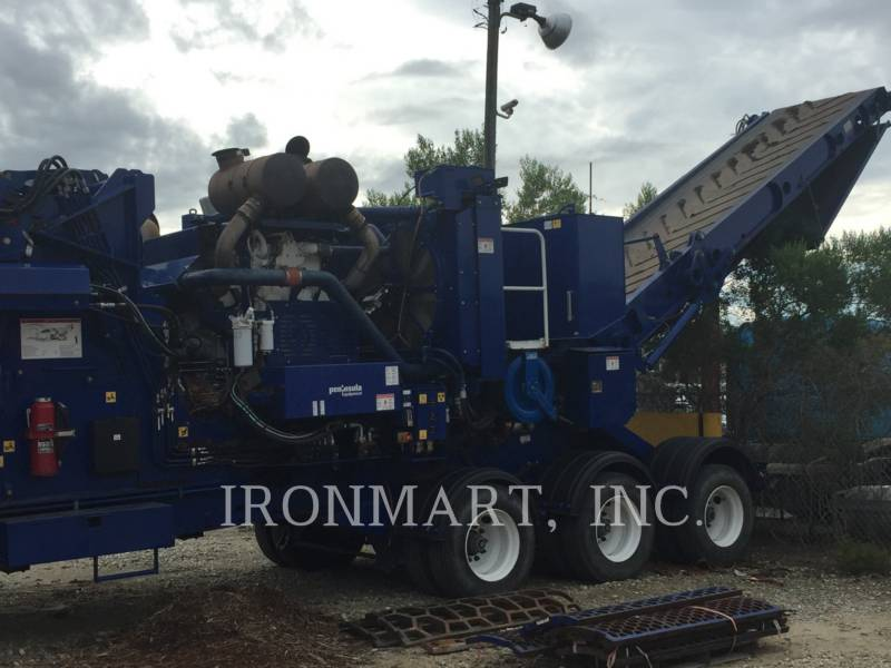 PETERSON CHIPPER, HORIZONTAL 6700D equipment  photo 3