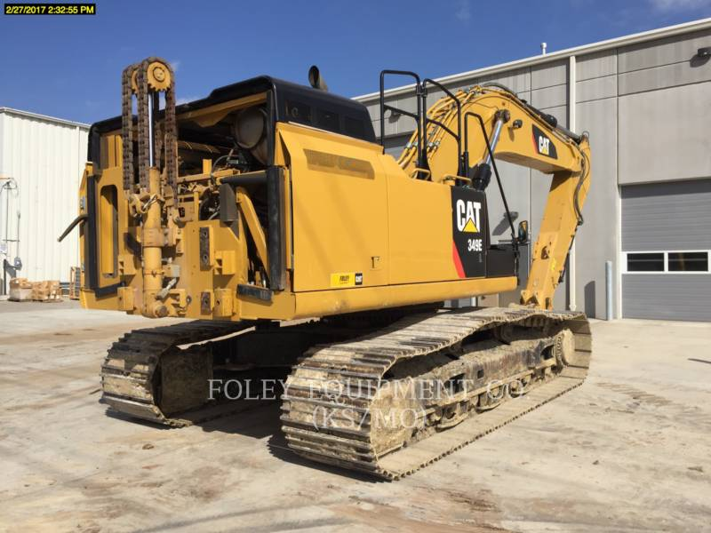 CATERPILLAR EXCAVADORAS DE CADENAS 349ELFG12 equipment  photo 4