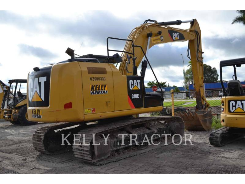 CATERPILLAR ESCAVADEIRAS 318EL equipment  photo 3
