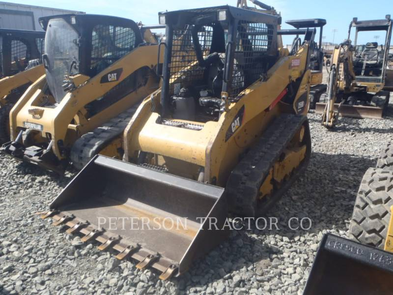 CATERPILLAR SKID STEER LOADERS 259B3 equipment  photo 1