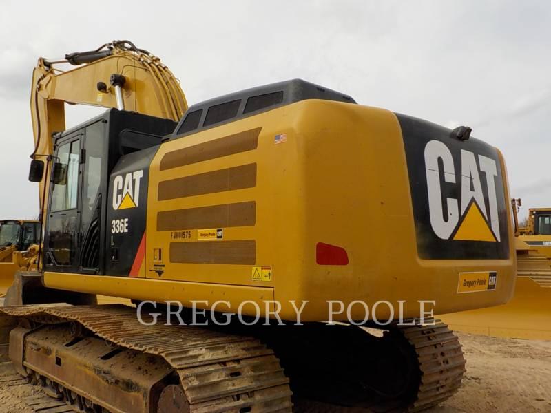 CATERPILLAR TRACK EXCAVATORS 336E equipment  photo 8
