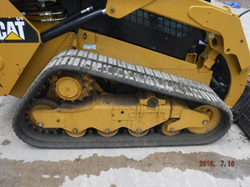 CATERPILLAR 多地形装载机 259D equipment  photo 9