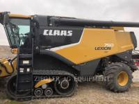 Equipment photo LEXION COMBINE 750TT КОМБАЙНЫ 1