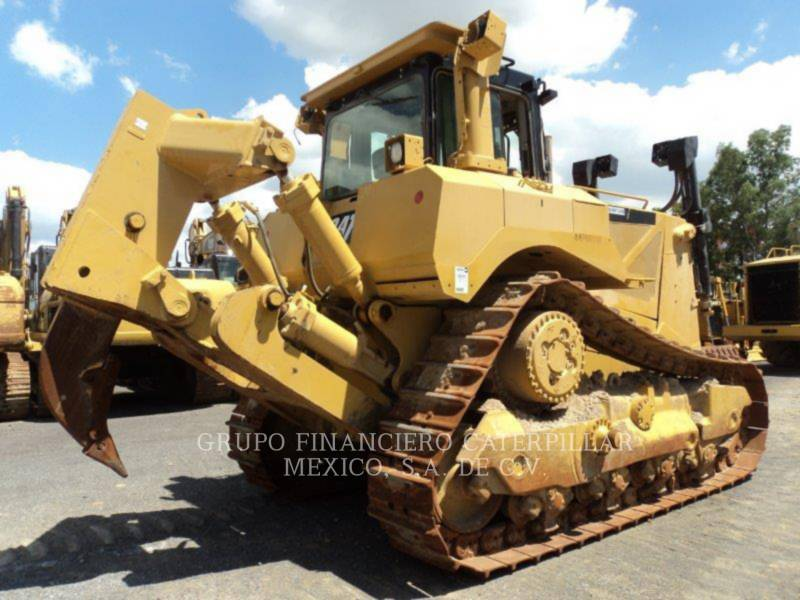 CATERPILLAR TRACTOREN OP RUPSBANDEN D8T equipment  photo 4