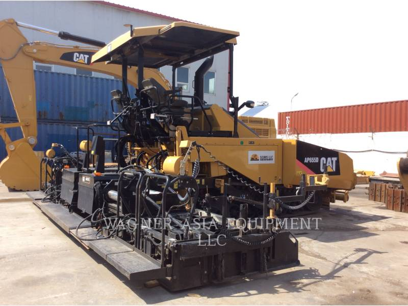 CATERPILLAR FINISSEURS AP-655D equipment  photo 5