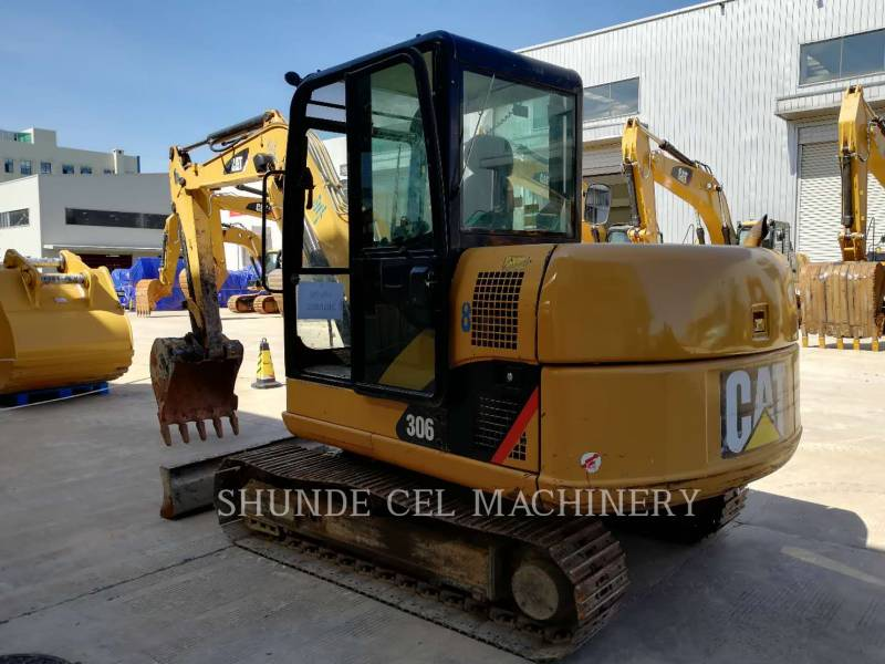 CATERPILLAR ESCAVATORI CINGOLATI 306 equipment  photo 5