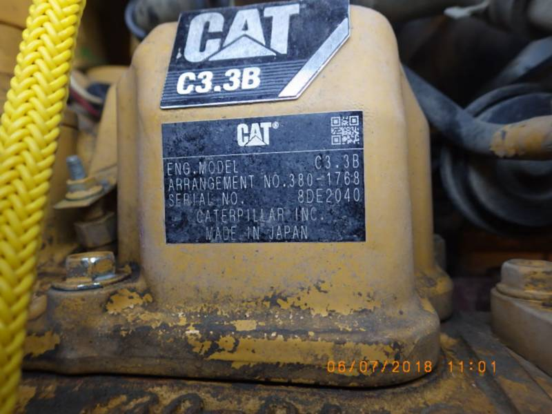 CATERPILLAR DELTALADER 289DLRC equipment  photo 4