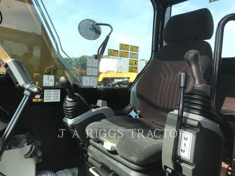 CATERPILLAR TRACK EXCAVATORS 307E equipment  photo 5