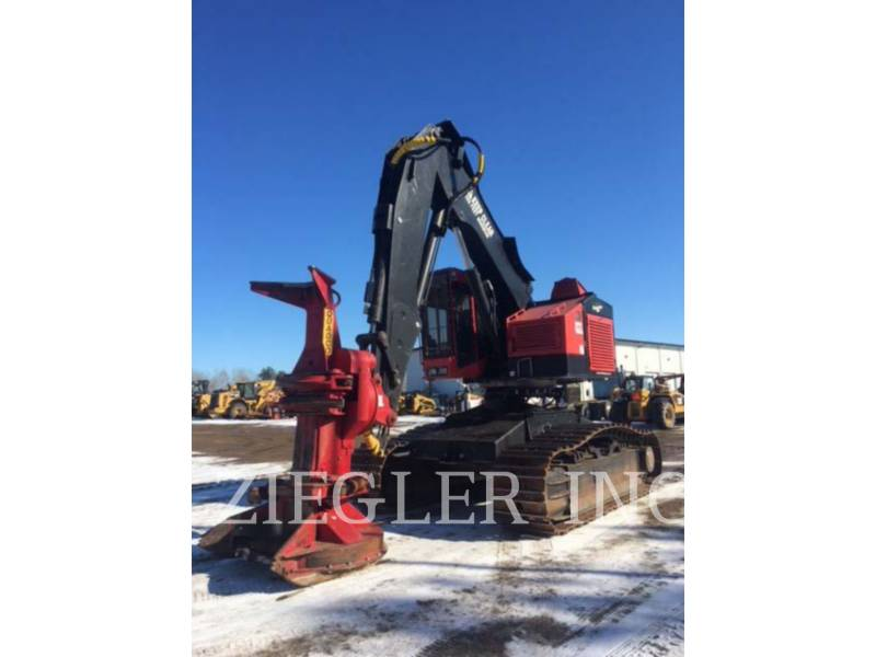 TIMBERPRO FORESTAL - TALADORES APILADORES - DE CADENAS TL735B equipment  photo 2