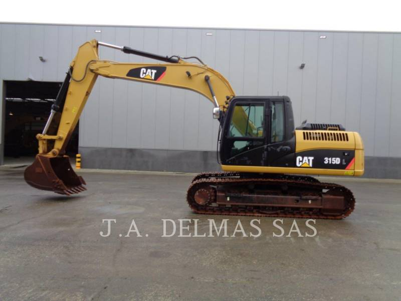 CATERPILLAR トラック油圧ショベル 315DL equipment  photo 5