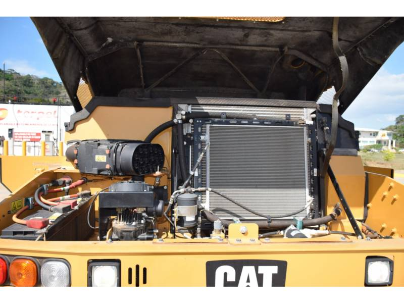 CATERPILLAR PNEUMATIC TIRED COMPACTORS CW 34 equipment  photo 12