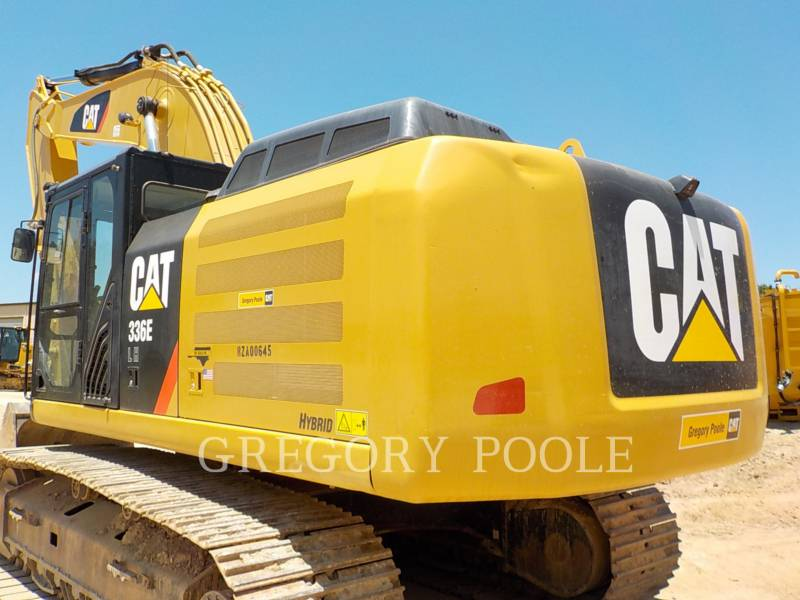 CATERPILLAR トラック油圧ショベル 336ELH equipment  photo 8