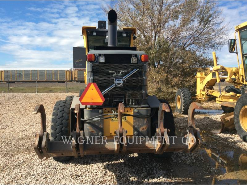 VOLVO CONSTRUCTION EQUIPMENT MOTOR GRADERS G960 equipment  photo 4