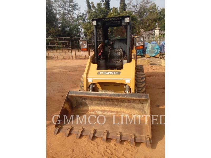 CATERPILLAR PALE COMPATTE SKID STEER 216B3LRC equipment  photo 8
