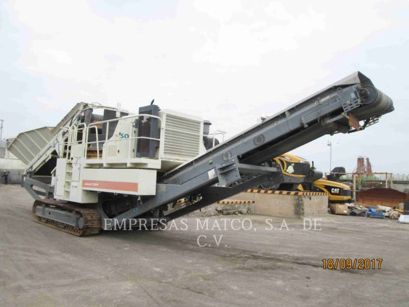 METSO TRITURADORAS LT200 equipment  photo 3