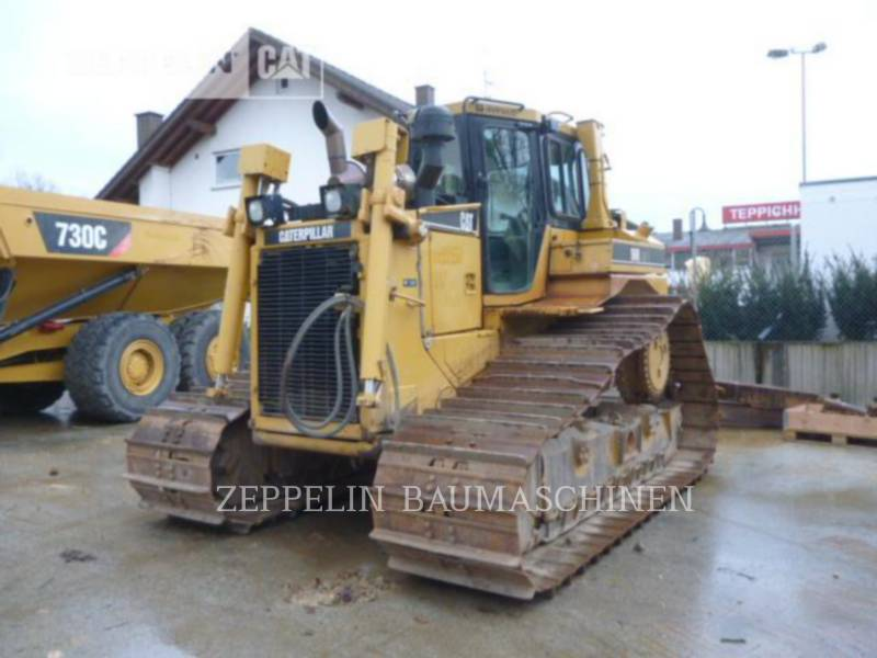 CATERPILLAR CIĄGNIKI GĄSIENICOWE D6RMS equipment  photo 1