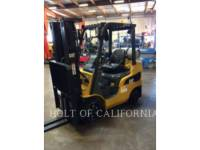 Equipment photo CATERPILLAR MITSUBISHI C5000-LE CARRELLI ELEVATORI A FORCHE 1