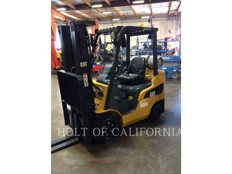 CATERPILLAR MITSUBISHI FORKLIFTS C5000-LP equipment  photo 1