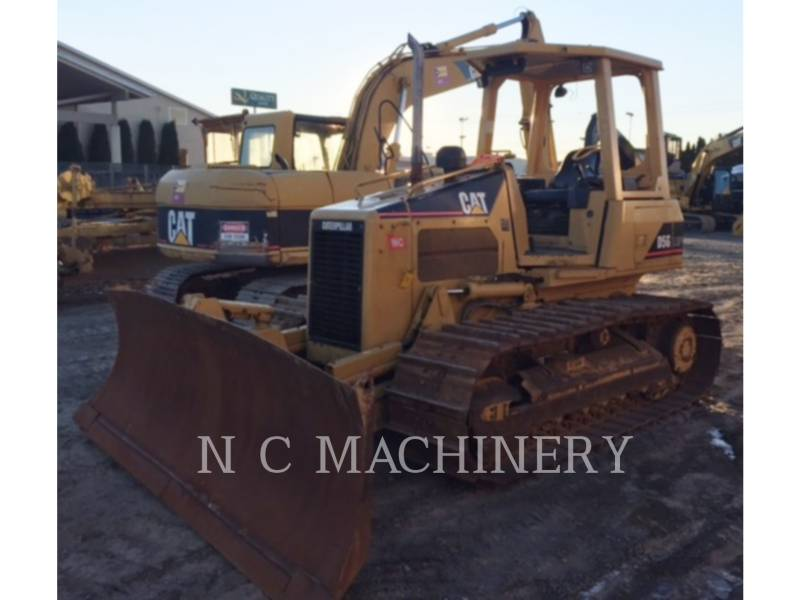 CATERPILLAR TRACK TYPE TRACTORS D5G LGP equipment  photo 1