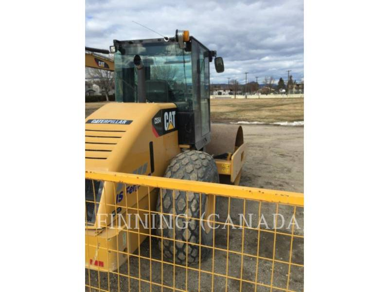 CATERPILLAR COMPACTADORES DE SUELOS CS54 equipment  photo 6
