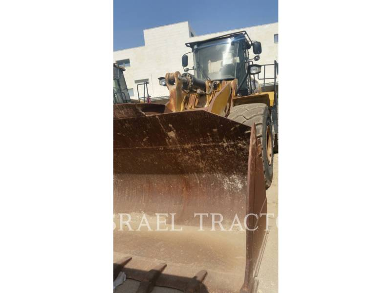 CAT TRADE-IN RADLADER/INDUSTRIE-RADLADER 972K equipment  photo 1