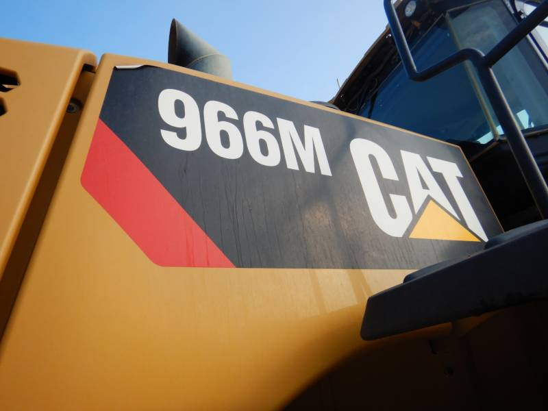 CATERPILLAR WHEEL LOADERS/INTEGRATED TOOLCARRIERS 966 M equipment  photo 23